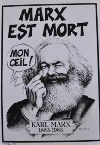 Marx est mort